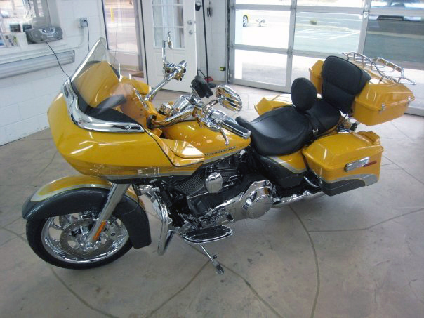 Motorcycle Paint Protection #0330