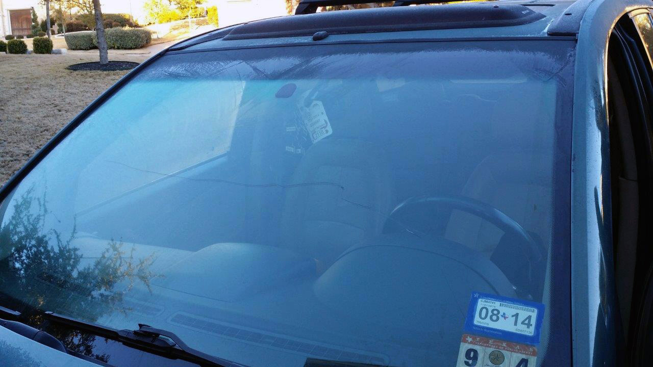 Windshield Protection #1134